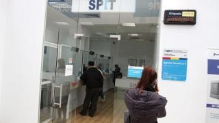 Ghișeu special pentru plata obligațiilor fiscale, la SPIT