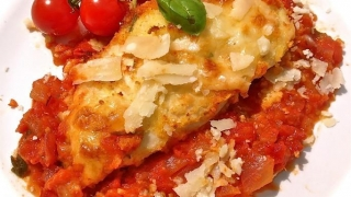 Cum prepari pollo parmigiana