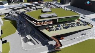 Cum va arăta City Park Mall după extindere