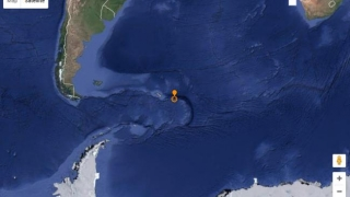 Cutremur de 7,3 grade în Atlanticul de Sud