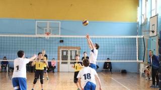 CVM Tomis susține partida decisivă pentru semifinalele CN de volei rezervat speranțelor