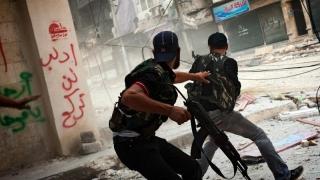DAESH, încercuit în centrul Siriei! Victorie importantă pentru forţele naţionale