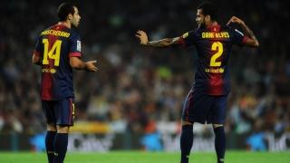 Dani Alves și Mascherano lasă Barcelona pentru Juventus!