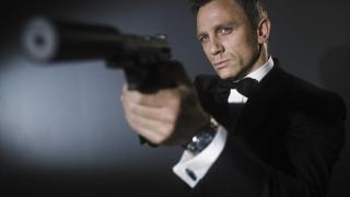 Daniel Craig, pentru a cincea oară 007!