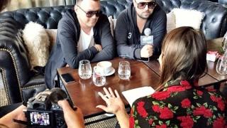 Dan și Tudor de la Fly Project au succes și în America Latină