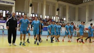 Debut în LN de handbal masculin pentru HC Dobrogea Sud