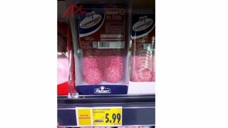 De ce 100 g de salam de Sibiu pot fi cumpărate la diferite prețuri?