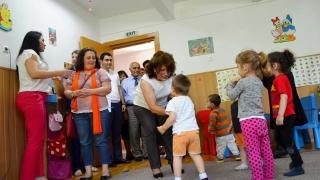 Delegație israeliană, în vizită la Protecția Copilului Constanța