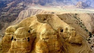 Descoperire extraordinară! O nouă grotă în care au fost adăpostite Manuscrisele de la Marea Moartă, în Israel