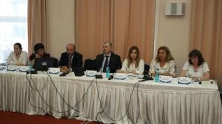 Dezbatere cu scântei pe tema Master Planului Portului Constanța