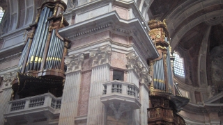 De Ziua Europei, concert simultan la cele șase orgi de la Bazilica din Mafra