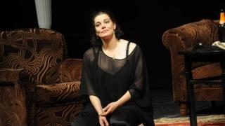 Dialog despre artă și viață cu Maia Morgenstern, în clubul Doors