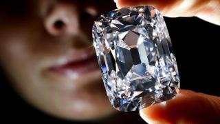 Diamant fără defecte, scos la licitație!