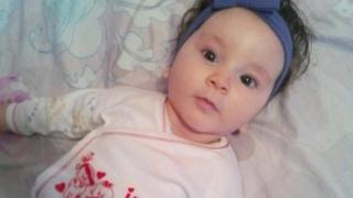 Diana-Elissa are nevoie de noi toți: la 7 luni este dezvoltată ca la 3 luni!