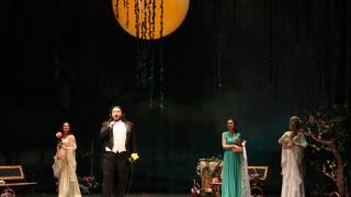 "Divertisment muzical pe scena Teatrului ""Oleg Danovski"""