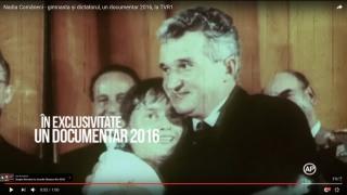 """Documentarul """"Nadia Comăneci, gimnasta și dictatorul"""" - premiul special al juriului la Festivalul de Film Sportiv de la Barcelona"""