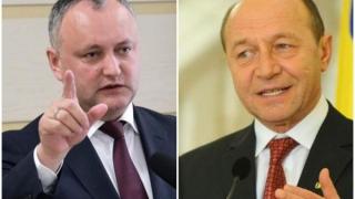 Dodon știe ce le trebuie moldovenilor: retragerea cetățeniei lui Băsescu!