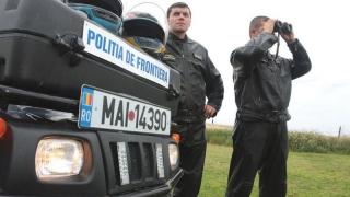 Afgani prinși în timp ce încercau să intre ilegal în România