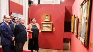 Doina Păuleanu a promovat la Lisabona arta modernă românească