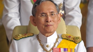 Doliu de un an în Thailanda