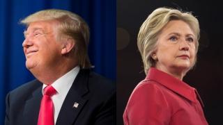 Donald Trump, în avans faţă de Hillary Clinton
