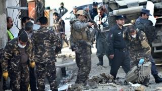 Dublu atentat în incinta Ministerului afgan al Apărării