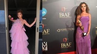 Ce a căutat Alexandra Stan pe aceeași scenă cu actorii din Suleyman Magnificul!
