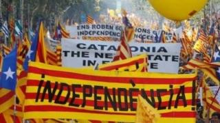 TRIUMF în Catalonia pentru separatiști! Spania FIERBE iar!