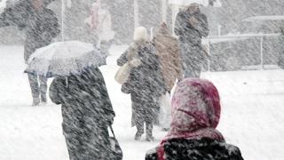 Prognoza meteo, pe regiuni, pentru perioada 18  -  31 decembrie
