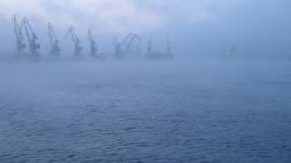 Porturile Constanţa Nord, Constanţa Sud-Agigea și Midia, închise de ceață