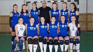 Echipa de volei CSȘ 1 Momentos Constanța va debuta într-o competiție de senioare