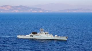 Echipajul corvetei 265 s-a întors acasă din Mediterană
