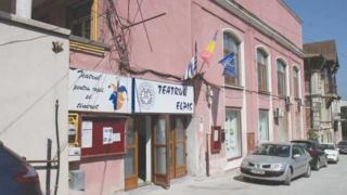 Echipa Teatrului pentru Copii şi Tineret serbează 1 Iunie în deplasare