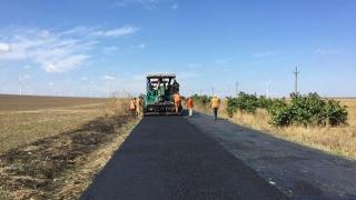 Ce drumuri județene fac cunoștință cu asfaltul, anul acesta?