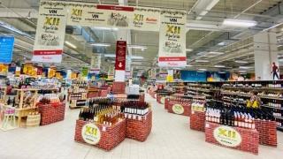 Cele mai importante crame românești vin la Târgul de Vinuri Auchan