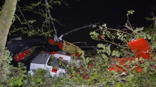 Elicopter de intervenţie medicală prăbuşit în Slovacia