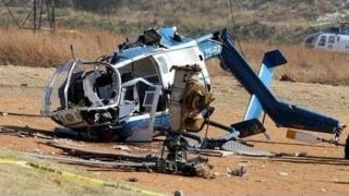 Elicopter militar prăbușit în Emiratele Arabe Unite
