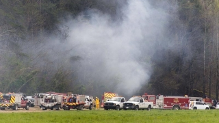 Elicopter prăbușit în SUA