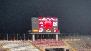 Cel mai mare succes în deplasare al Viitorului Constanța: 5-0 cu Dinamo