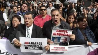 Cel mai recent scandal sexual din sânul bisericii cu episcopii din Chile, mediat de Papa