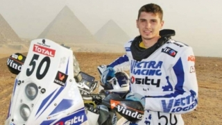 Emanuel Gyenes, pe locul 29 în clasamentul general la clasa moto
