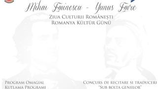 Eminescu, un geniu fără graniţe