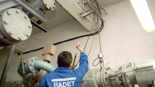 Energie termică cu porţia pentru constănţenii din zona Pod Doraly