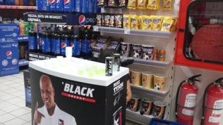 Energizante promovate copiilor, în hipermarketurile din Constanța?