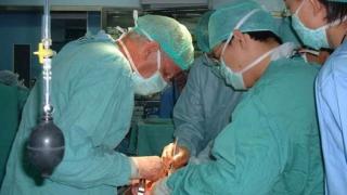 Se discută construirea unui centru de transplant multi-organ la Spitalul Sfânta Maria