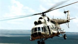 Epava elicopterului rus prăbușit în Oceanul Arctic, găsită! Supravieţuitorii?