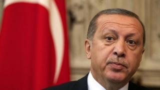 """Erdogan crede că """"Germania a devenit un refugiu pentru terorişti"""""""