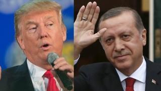 Erdogan și Trump vor acţiona împreună împotriva SI
