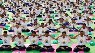 Ce s-a întâmplat de Ziua Internaţională a Yoga