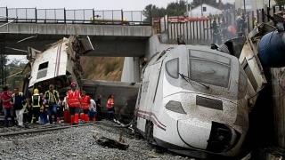GRAV ACCIDENT feroviar! Zeci de victime!
